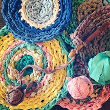 How To Rag Rug Class Full Crochet Rag Rugs Perennial