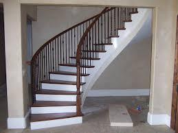 stair sweet home interior design ideas using indoor circular