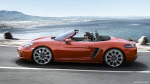 boxster porsche 2017 2017 porsche 718 boxster s side hd wallpaper 30