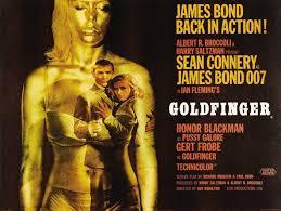 james bond film when is it out goldfinger james bond quotes