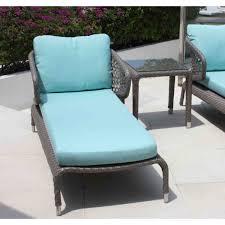 Skyline Designs Journey Rattan Chaise Lounge - Skyline outdoor furniture