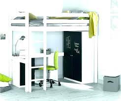 lit mezzanine avec bureau intégré mezzanine avec bureau lit bureau mezzanine lit mezzanine bureau