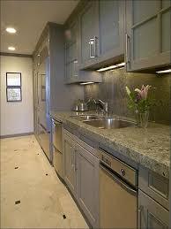 kitchen chrome cabinet pulls maple shaker cabinets modern