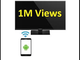 how to connect android phone to tv connect android phone to tv not wifi enabled