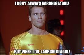 Arnold Meme - arnold