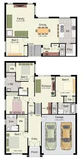 tri level home plans 4 bedroom tri level house plans luxihome