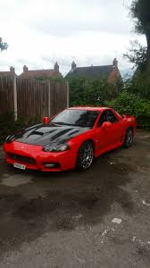 dodge stealth red modifications archives gto uk
