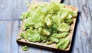 cuisiner du chou vert chou vert en feuilles surgelés les légumes picard