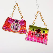 89 best girly glam glass blown ornaments images on
