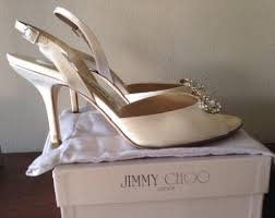 wedding shoes jimmy choo jimmy choo jimmy choo wedding shoes on tradesy