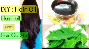 diy neem oil for hair fall and hair growth hair fall treatment