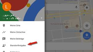 Google Live Maps Live Standort Auf Dem Iphone Teilen So Gehts U2013 Giga