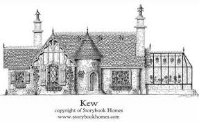 English Tudor Floor Plans Storybook Home Plans Old World Styling For Modern Lifestyles