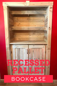 Pallet Wood Bookshelf Diy Pallet Bookshelf U0026 Pallet Bookcase U2022 Pallet Ideas U2022 1001 Pallets