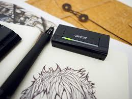 inkling by wacom on moleskine an inkling scribble on mol u2026 flickr