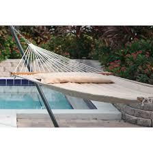 monte carlo premium double hammock taupe target