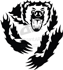 tribal bear and paw tattoo photo 1 photo pictures and