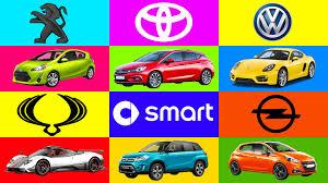 peugeot car names n to v brand of cars names of cars transportation for kids