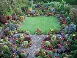 Pretty Garden Ideas Gardening Landscaping Applying Pretty Gardens To Complete The