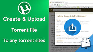 Creating A Vita How To Create A Torrent File And Upload It Really Easy Youtube