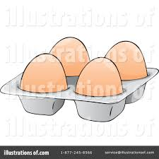eggs clipart 1125187 illustration by graphics rf