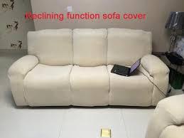 Slipcovers For Reclining Loveseat Recliner Sofa Slipcover Aecagra Org