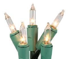 amazon com sienna set of 50 super bright clear mini christmas