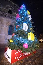 which london borough has the best christmas tree