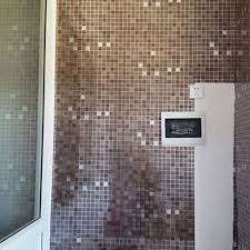 bluelans 45cm x 200cm self adhesive mosaic wall tile decals wall