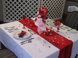 valentines table decorations cute and simple valentines day table creative ads and more