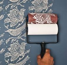 Wall Paintings Designs Best 25 Painted Wallpaper Ideas On Pinterest Paint Wallpaper