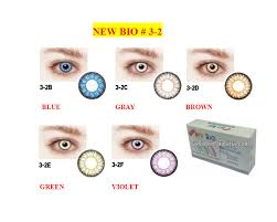 korea circle cosmetic lenses color contact lens cheap color