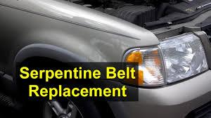 1997 Ford Explorer 4 0 Engine Diagram Fan Belt Or Serpentine Belt Replacement Ford Explorer 4 0 V6