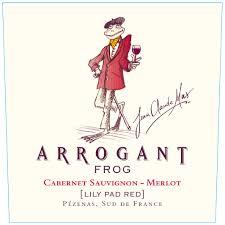 arrogant frog cravedfw