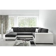 canap sofa come canapé angle panoramique réversible convertible 6 places