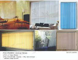 jecams inc pvc fabric vertical blinds