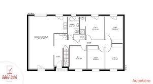 modele maison plain pied 4 chambres plan maison plain pied 4 chambres avec sous sol avie home