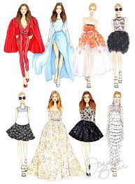 4068 best fashion and fashion sketches images on pinterest