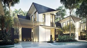 home architecture design batulao villages batulao artscapes collection homes budji