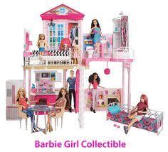 Barbie Hello Dreamhouse Walmart Com by Barbie Hello Dreamhouse Dpx21 Barbie Barbie Rooms