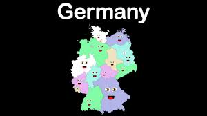 Show Me A Map Of Germany by Germany Country Of Germany 16 States Of Germany Youtube