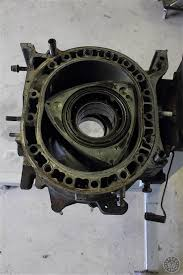 mazda rx7 rotary engine rotary engine teardown we prepare a spare block for more