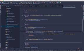 Two Dark Ui - material theme ui jetbrains plugin repository