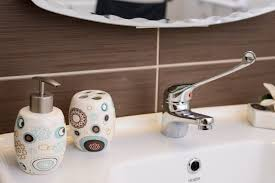 Bathroom Amenities Suites Aksos Suites Accessible Accommodation