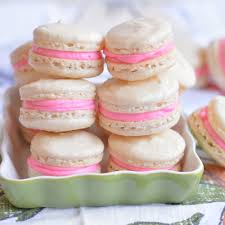 basic vanilla macarons recipe myrecipes