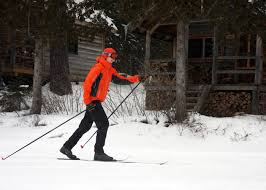 maine woods classic cross country ski sierra club outings