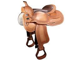 Horse Saddle by Pleasure Trail Western Saddle Basket Weave Usa Leather Www