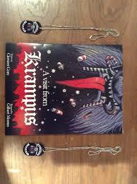 a visit from krampus children u0027s book