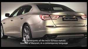 new maserati ghibli review graceful maserati quattroporte italian design at its best youtube