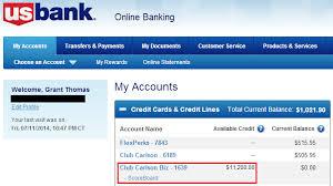 us bank business account login nicknames